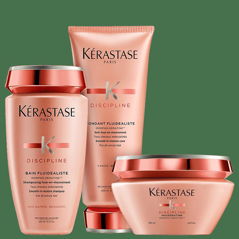 Kerastase Kit Discipline Trio (3 Produtos)