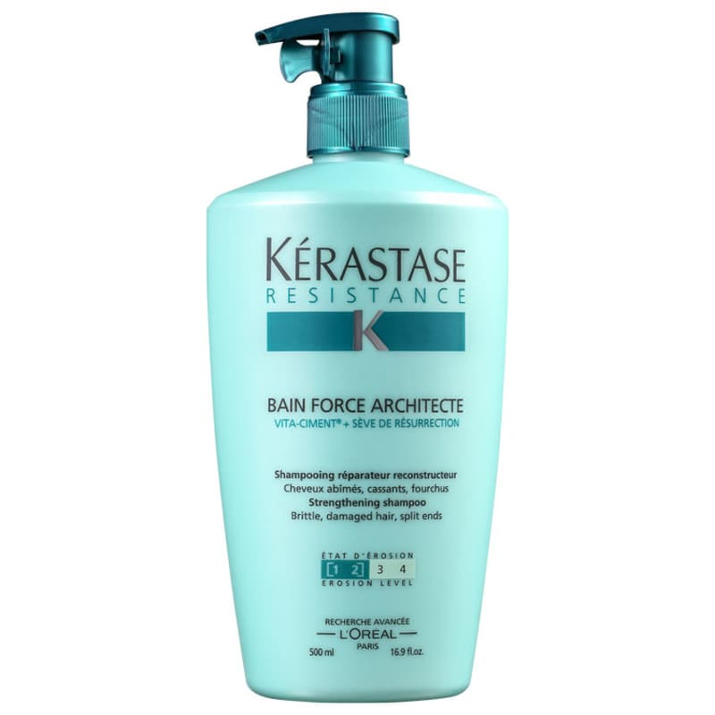 Kerastase Résistance Bain Force Architecte - Shampoo 500ml