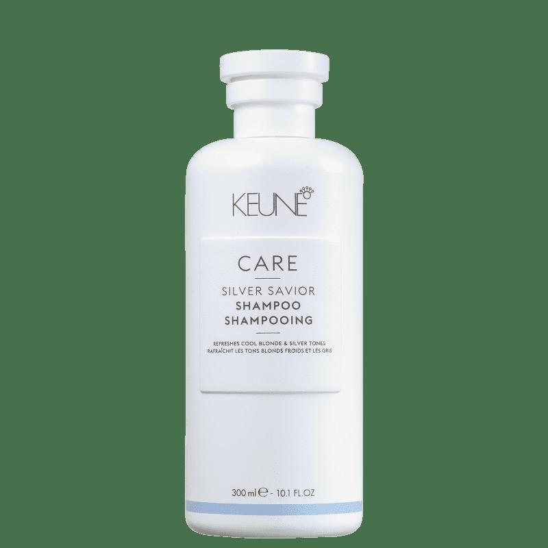 Keune Care Silver Savior - Shampoo Desamarelador 300ml