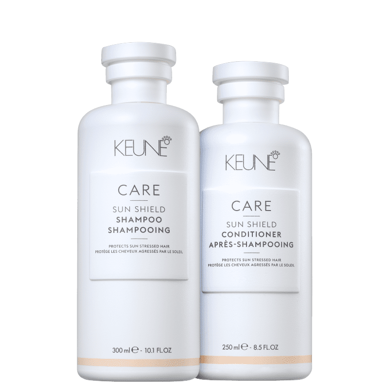 Keune Care Sun Shield Kit Duo (2 Produtos)