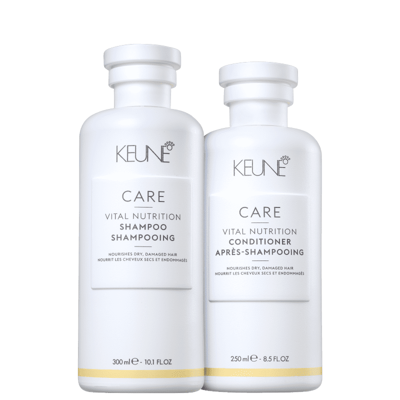Keune Kit Care Vital Nutrition Duo (2 produtos)