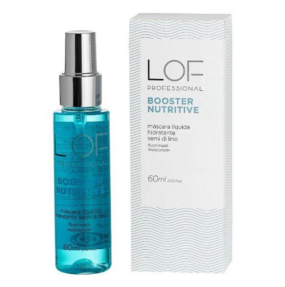 LOF Professional Booster Nutritive - Máscara Líquida Hidratante - 60ml