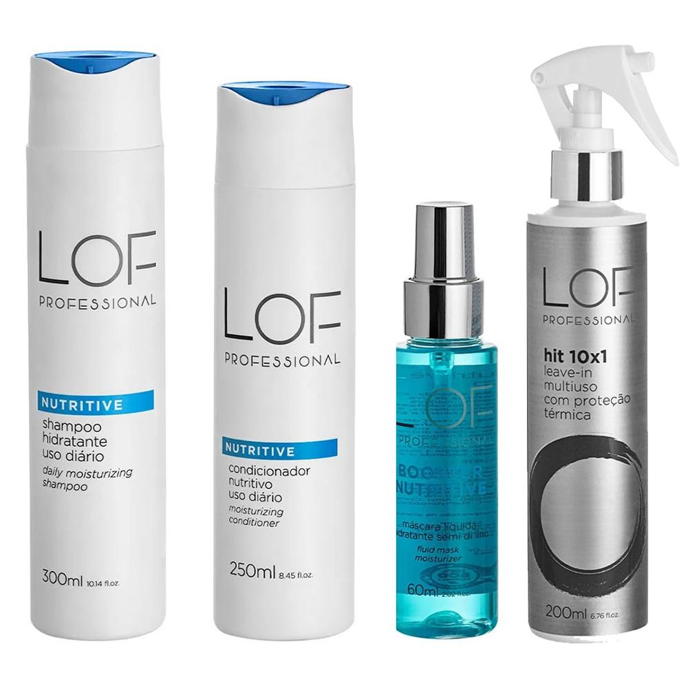 LOF Professional Kit Nutritive + Hit 10x1