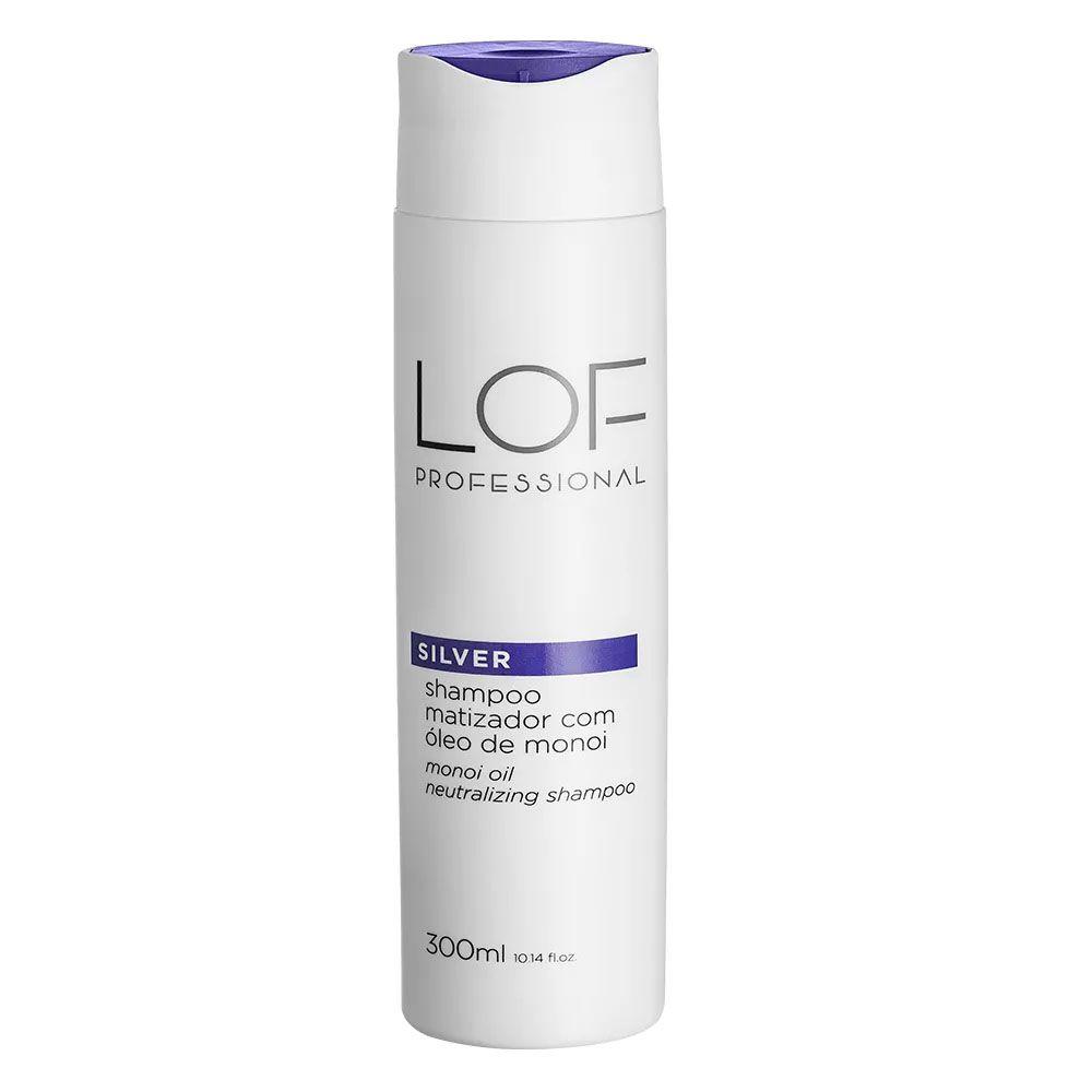 LOF Professional Silver - Shampoo Matizador