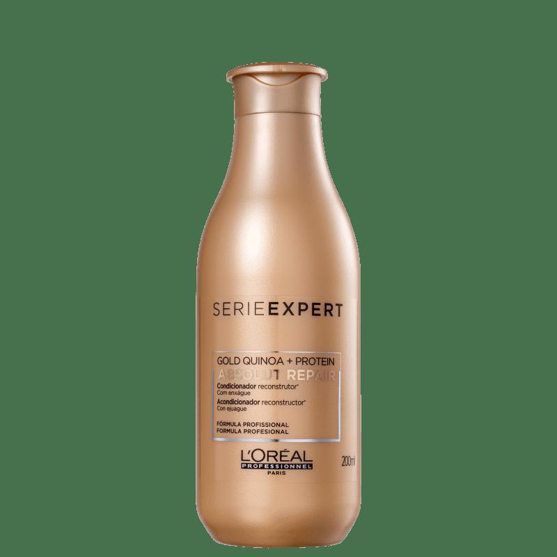 Loreal Absolut Repair Gold Quinoa + Protein - Condicionador
