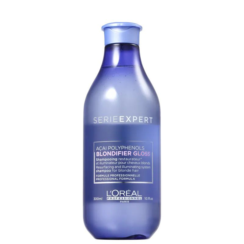 Loreal Açaí Polyphenols Blondfier Gloss
