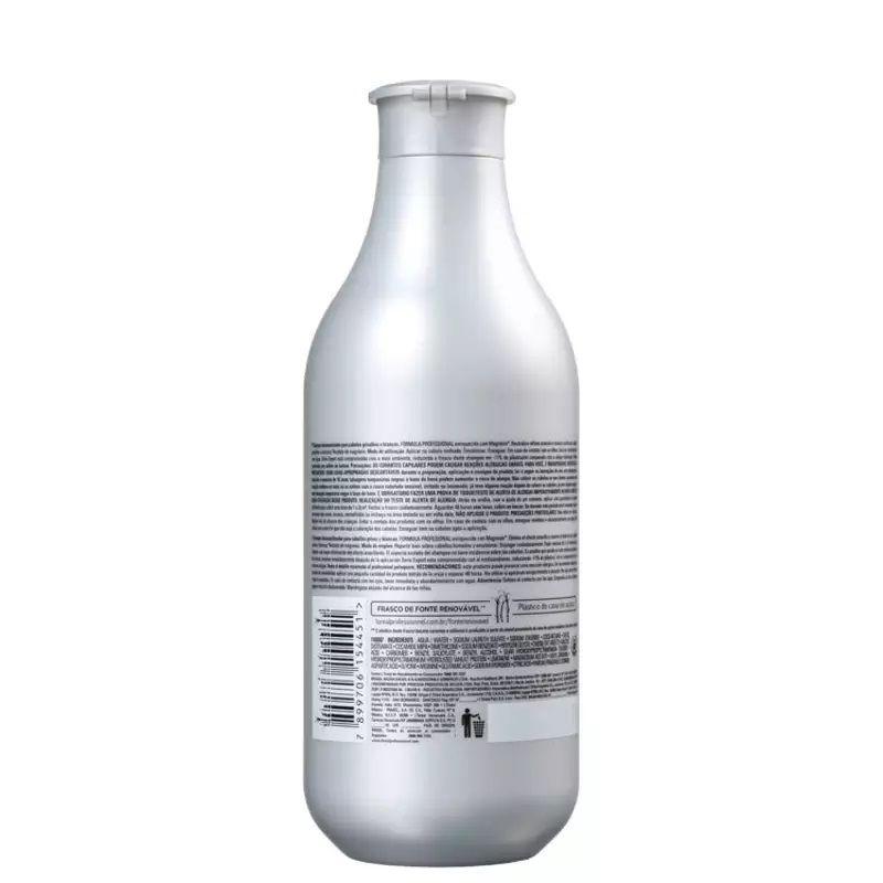 Loreal Magnesium Silver Shampoo 300ml