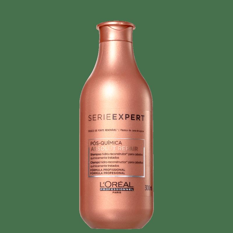 Loreal Shampoo Pós Química Absolut Repair
