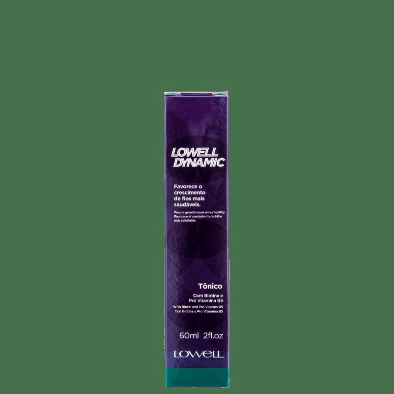 Lowell Dynamic - Tônico Capilar 60ml