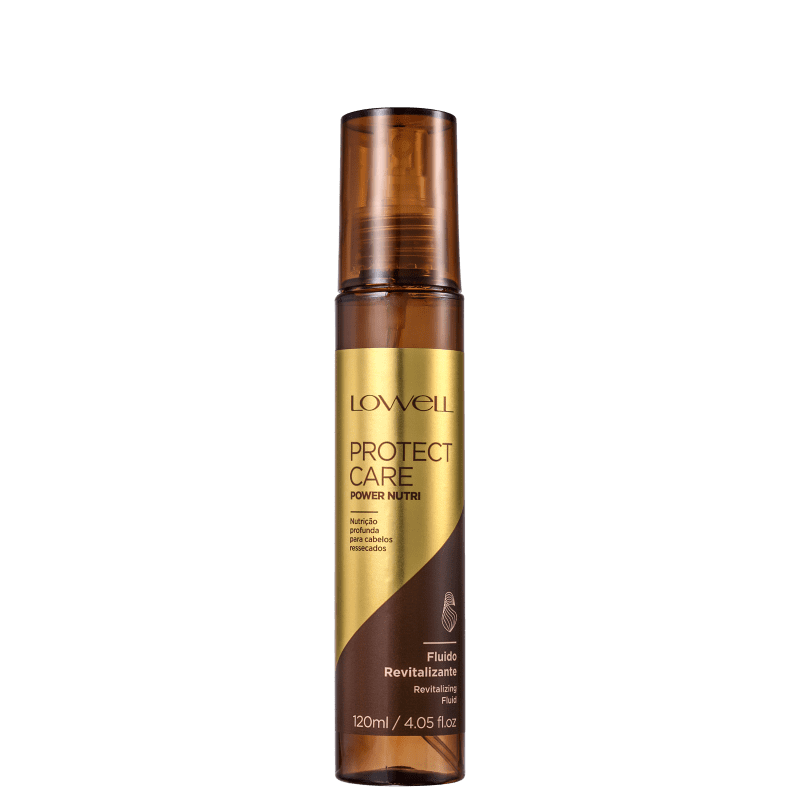 Lowell Protect Care Power Nutri - Leave-in 120ml