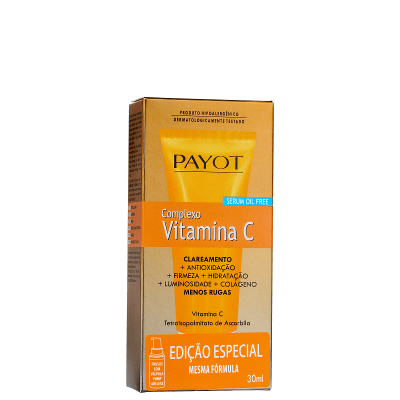 Payot Complexo Vitamina C - Sérum Anti-Idade 30ml