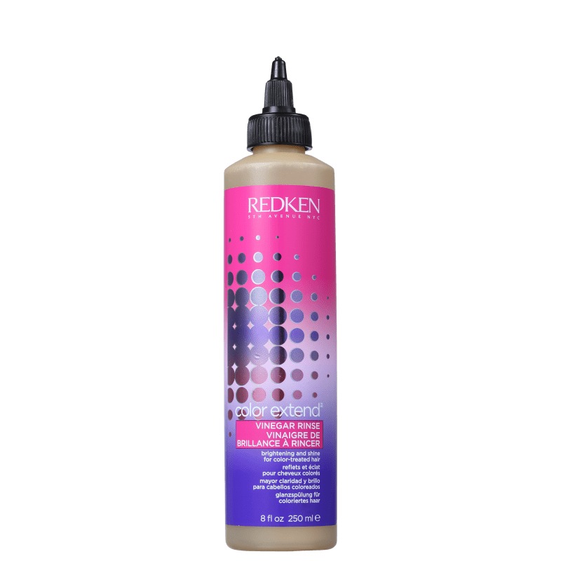 Redken Color Extend Vinegar Rinse - Tratamento 250ml
