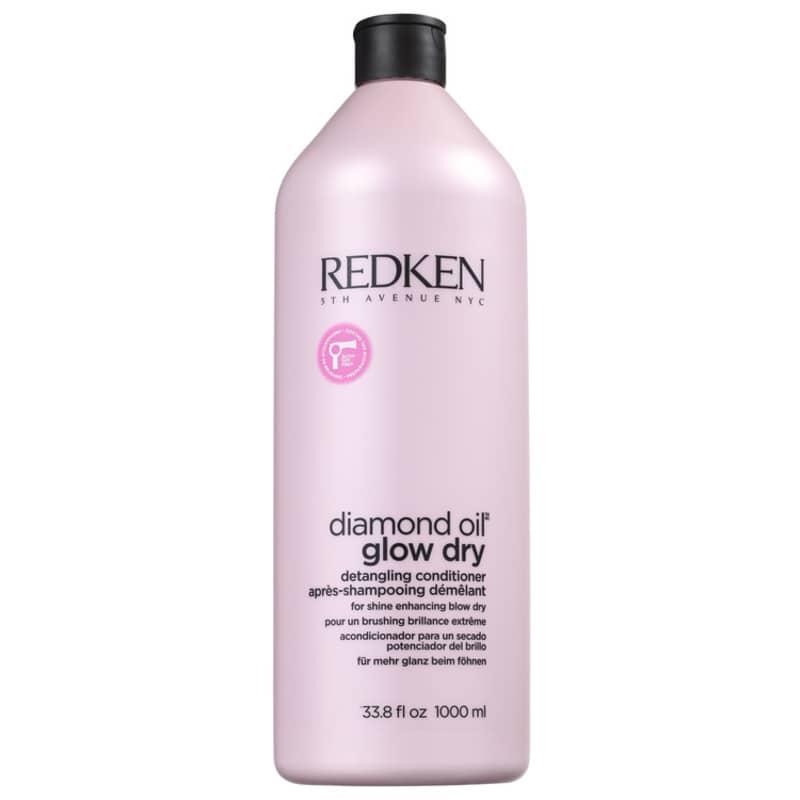 Redken Diamond Oil Glow Dry Detangling - Condicionador 1000ml