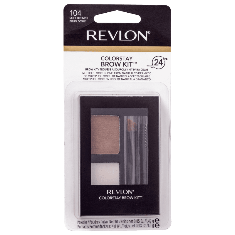 Revlon ColorStay Brow Kit 104 - Paleta de Sombra