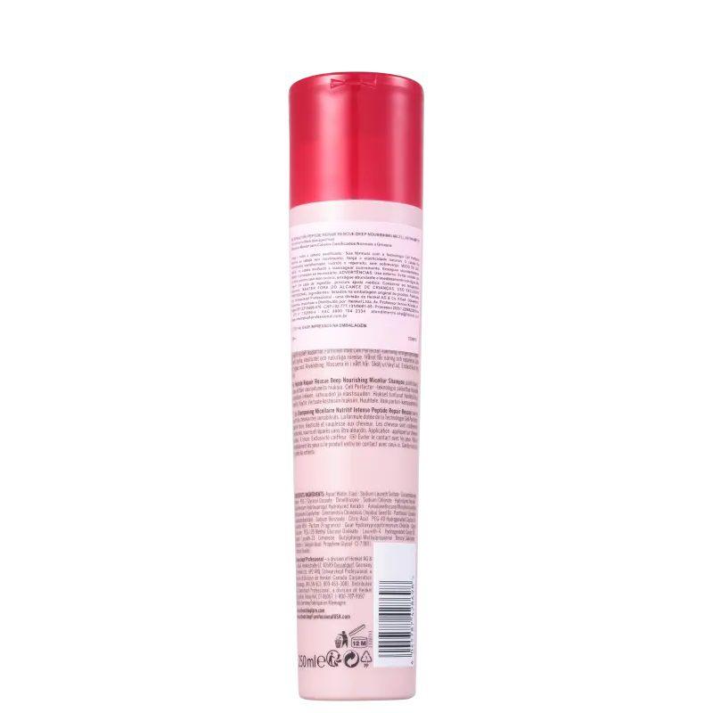 Schwarzkopf BC Bonacure Peptide Repair Rescue Micellar Deep Nourish - Shampoo 250ml