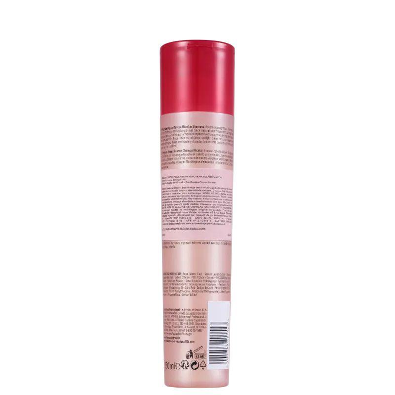 Schwarzkopf BC Bonacure Peptide Repair Rescue Micellar - Shampoo 250ml