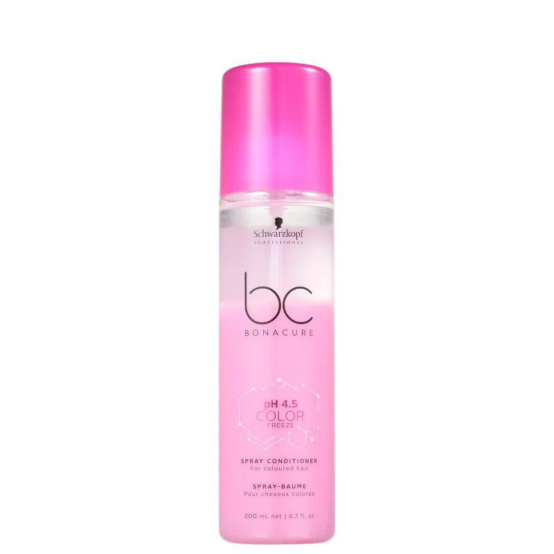 Schwarzkopf BC Bonacure pH 4.5 Color Freeze - Spray Leave-in 200ml