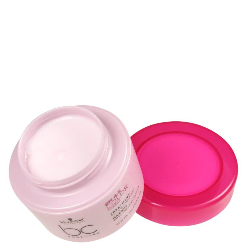 Schwarzkopf BC Bonacure pH 4.5 Color Freeze Treatment - Máscara Capilar 200ml