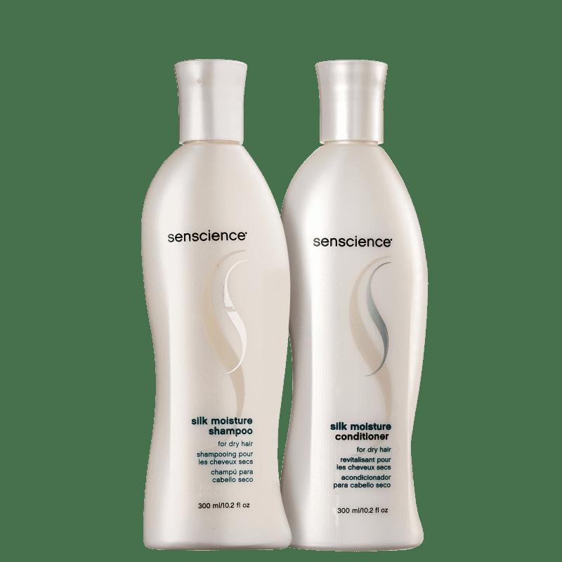 Senscience Silk Moisture Kit Duo (2 Produtos)