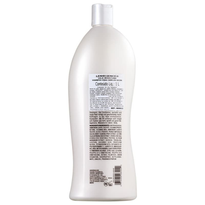 Senscience Silk Moisture - Shampoo 1000ml