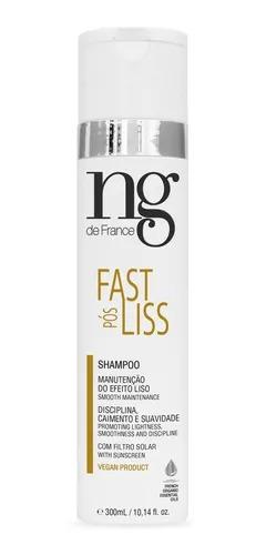Shampoo Pós Fast Liss 300mL