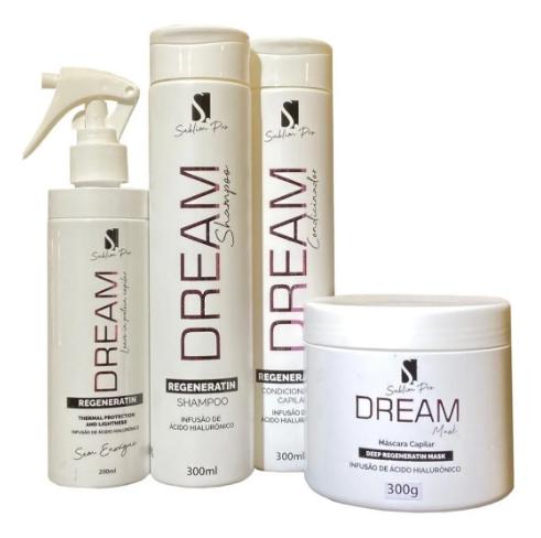 Sublim Pro Dream - Kit Completo Regeneratin