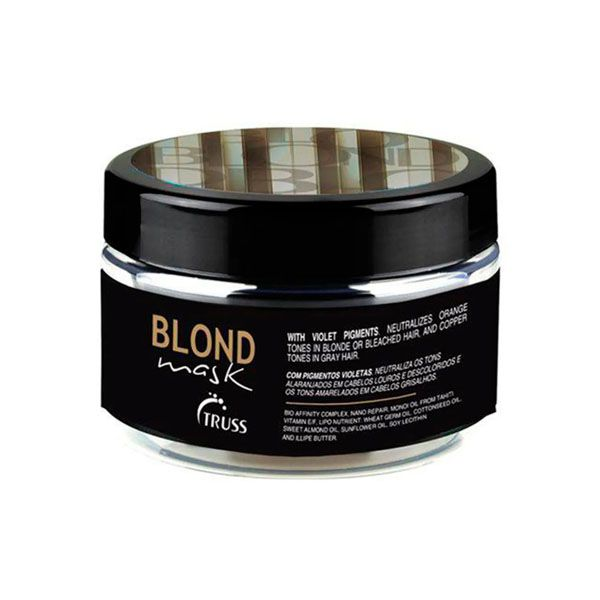 Truss Blond Mask - Máscara de Tratamento - 180g