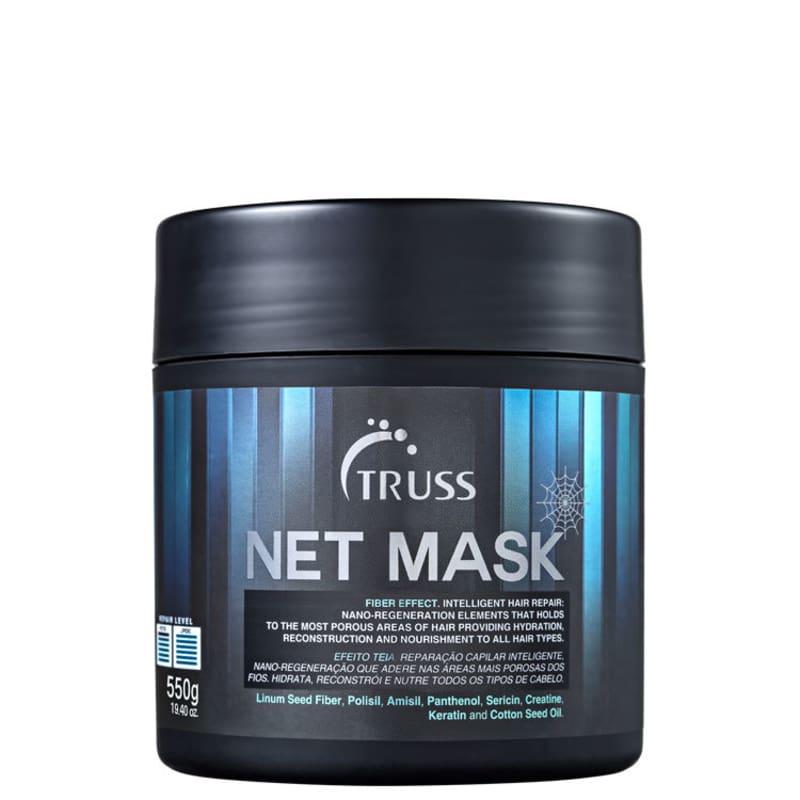 Truss Net Mask - Máscara Capilar 550g