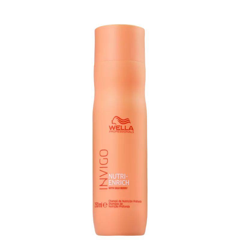 Wella Invigo Nutri Enrich Shampoo 250ml
