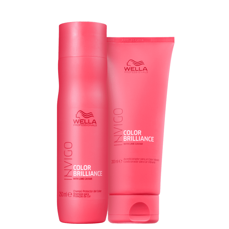 Wella Professionals Invigo Color Brilliance Duo (2 Produtos)