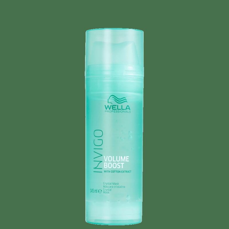 Wella Volume Boost Crystal - Máscara Capilar 145ml