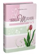 A Bíblia da Mulher Média RA - Novo Formato - Tulipa