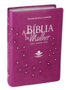 A Bíblia da Mulher Média RA - Vinho