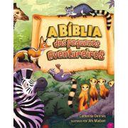 A Bíblia dos Pequenos Aventureiros