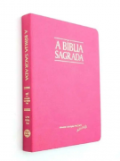 Bíblia ACF Letra Média Fina - Semi Luxo