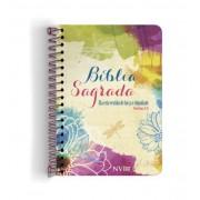 Bíblia Anote NVI espiral Força e Dignidade
