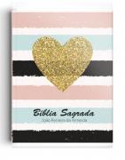 Biblia ARC Brochura - Coração Brilhante