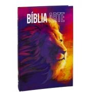Bíblia Arte NAA Capa Dura - Força