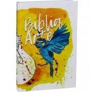 Bíblia Arte NAA Capa Dura - Luz