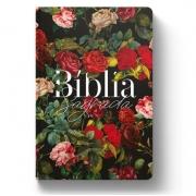 Bíblia Buquê Rosas YouVersion | NTLH | Letra Média | Capa Soft-Touch