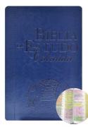 Bíblia de Estudo Colorida - Letra Grande
