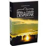Bíblia de Estudo Despertar - Capa Brochura