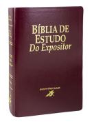 Bíblia de Estudo do Expositor - Jimmy Swaggart - Vinho