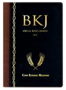 Bíblia de Estudo King James 1611 Luxo - Estudo Holman