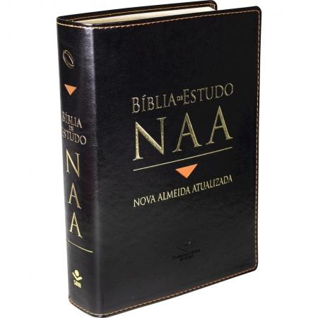 Bíblia de Estudo Nova Almeida Atualizada - NAA