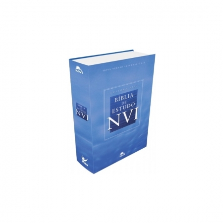 Bíblia de Estudo NVI - Capa Dura