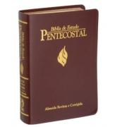 Bíblia de Estudo Pentecostal - Média