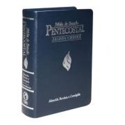 Bíblia de Estudo Pentecostal Média com Harpa Cristã