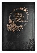 Bíblia De Estudos Da Mulher - NVT
