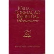 Bíblia de Formação Espiritual Renovare - Capa Luxo- Produto Reembalado